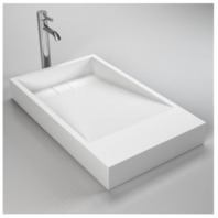 """Cantrio Koncepts Above Counter Sink - 18"""" x 24"""" - White"""