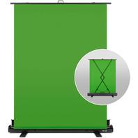 Elgato Green Screen - Collapsible chroma key panel  with auto-locking frame