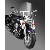 National Cycle Switchblade 2-Up Windshield (Clear) 04-09 Honda VTX1300C