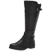 Soul Naturalizer Women's Vikki Knee High Boot, Black Wc, 5 M Us