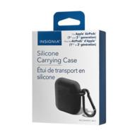 Insignia Silicone Case for AirPods - Black