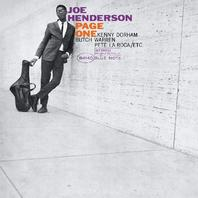 Page One [Blue Note Classic Vinyl Edition Lp]
