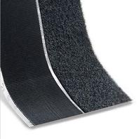 "MJMay 2"" wd Black , 0123, Combo, 75' Velcro rolls"