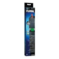 Fluval E 300-Watt Electronic Heater - WITH Display