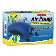 Tetra Whisper Easy To Use Air Pump For Aquariums (Non-Ul), 20-40-Gallon