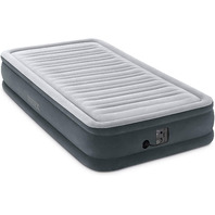 Intex  TWIN Mid Rise Airbed with Internal Electric Pump,