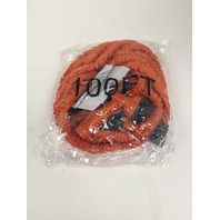 The Perfect 100ft Expanding Garden Hose complete with spray nozel