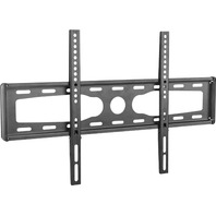 """Dynex™ - Fixed Wall Mount for Most 37"""" - 75"""" Flat-Panel TVs - Black"""