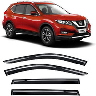 Tape-On Rain Guards For Nissan Rogue 2014-2020