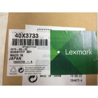 LEXMARK OEM 40X3733 TRANSFER BELT CLEANING ASSEMBLY