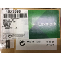 Lexmark 40X3698 Transfer Roll Assembly for C935