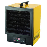 Dura Heat Electric Garage Heater, YellowHard-wire Required