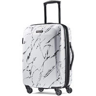 """American Tourister Moonlight 25"""" Expandable Hardside Spinner Suitcase"""