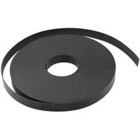 Flexible Magnet Strip 1/16' Thick, 1/2' Height, 100 Feet,