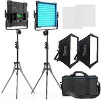 Switti S45 RGB Pro Video light