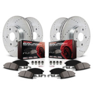 Power Stop Front and Rear Brake Kit  K2853