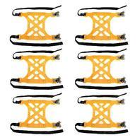 Tire Chain, 6Pcs/Set Anti-Skid Gear Universal Car Wheel Tire Chain