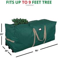 ProPik Holiday Rolling Tree Storage Bag, Extra Large (Small Hole)