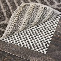 9 Feet x 12ft - 2X Extra Thick Area Rug Cushioned Gripper Pad,