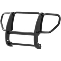 ARIES 1051 1-1/2-Inch Black Steel Grille Guard, No-Drill, Select Jeep Liberty