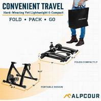 Indoor Bike Trainer Stand - no carry bag