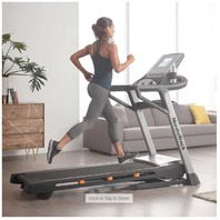 """NordicTrack Elite 1000 Treadmill with 10"""" Touchscreen Display"""