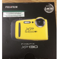 Fujifilm  - Digital Underwater camera --Yellow