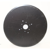 """Replacement 13.5"""" Disc Blade - 3mm Ingersoll V Series Blade Without Berrings"""
