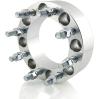 OrionMotorTech 8x6.5 Wheel Spacers 2 inches with 9/16-18 Studs