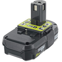 Ryobi P190 2.0 Ah 18V Lithium Ion Battery (Charger Not Included / Battery Only)