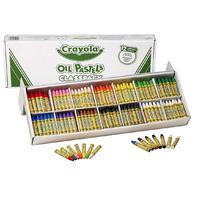 Crayola Oil Pastels Classpack 336-Count Arts & Crafts