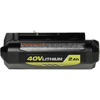 Ryobi 40V 2.0 Ah Lithium-Ion Battery OP40201(Charger Not Included Battery Only)