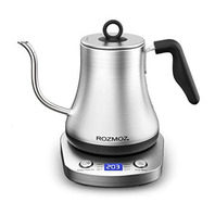 Rozmoz Electric Kettle with Temperature Control,