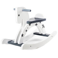 labebe - Wooden Rocking Horse, for 1-3yr
