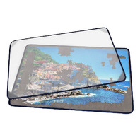 Tektalk Jigsaw Puzzle Board Portable Puzzle Mat with Puzzle Dustproof Cover
