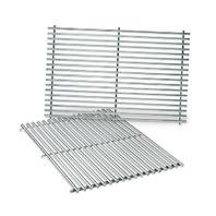 Weber Stainless Steel Cooking Grates - Genesis 300 19-1/2 in. x 13 in.