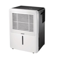 Comfee Easy Dry 40 Pint Dehumidifier White 800 Square Feet And Above CAD40C1BWT