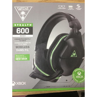 TB - Stealth 600 Gen 2 Wireless Xbox One  Black/Green
