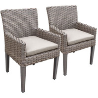 TK Classics Florence Dining Chair Set (READ)