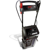 Schumacher SC1352 2/6/40/250A 6/12V Automatic Wheel Battery Charger