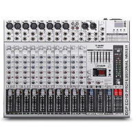 6.8.12 Channel Professional Mixer 16 bit DSP Effects