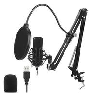 JEEMAK  PC20 Condenser Microphone 192Khz/24Bit