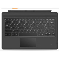 Moko Wireless keyboard with touchpad for Surface Pro 3,4,6 & 7 &  Pro 2017