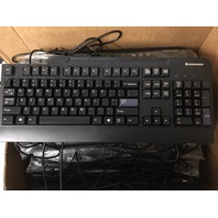 Lot of 17 Lenovo 54y9400 KB1021 Preferred Pro Keyboards USB Windows $10 each