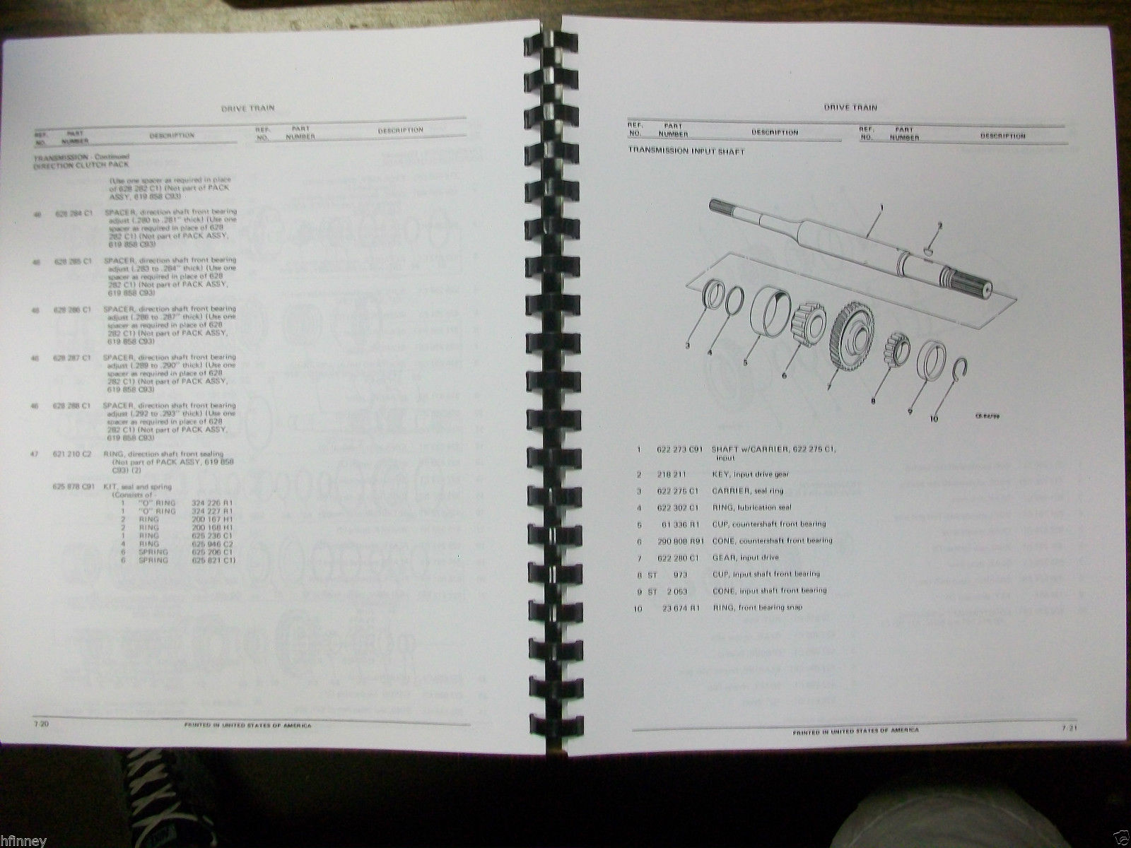 International Dresser Td7e Repair Manual