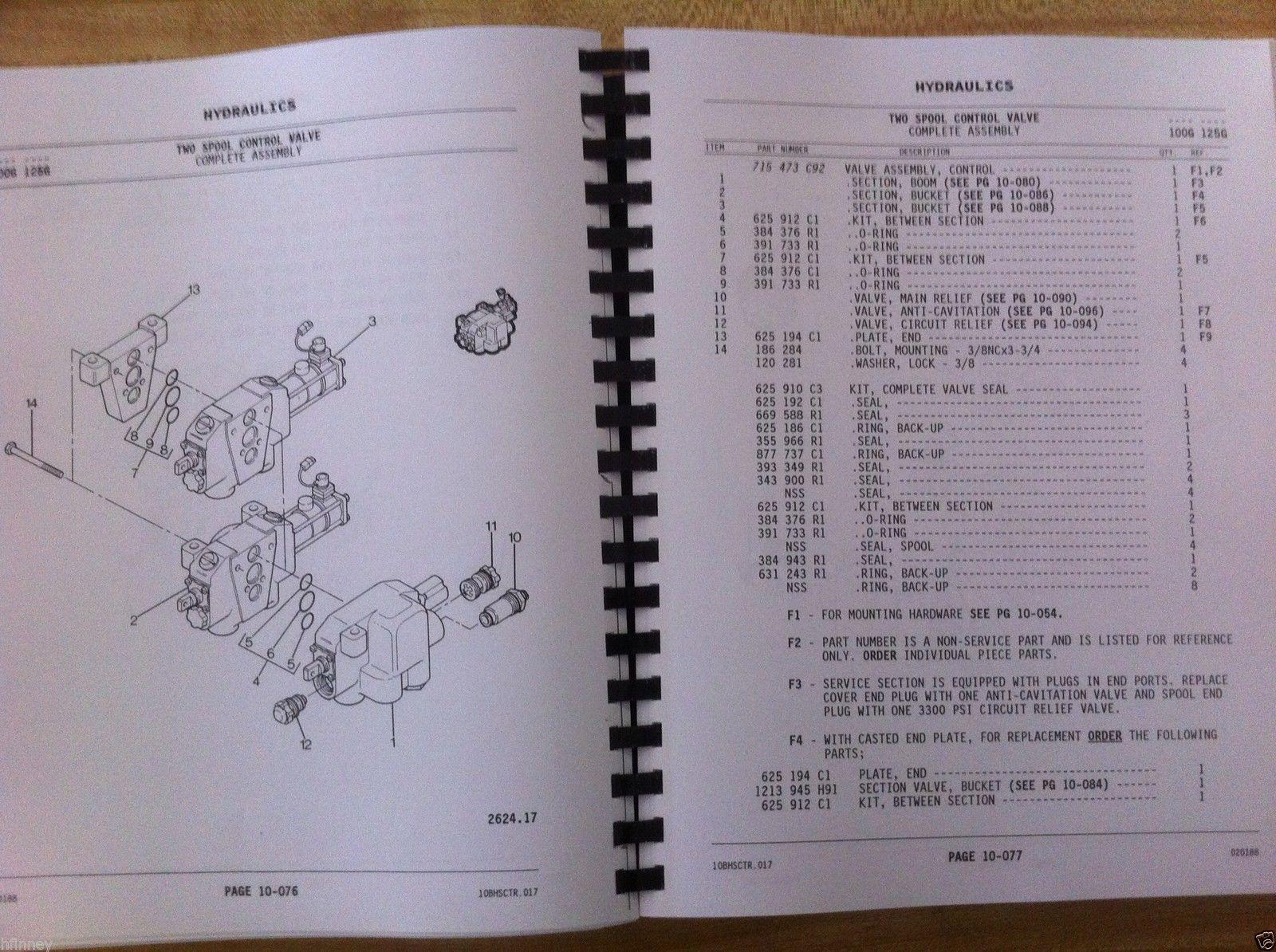 Bulldozer Dresser td7g service Manual