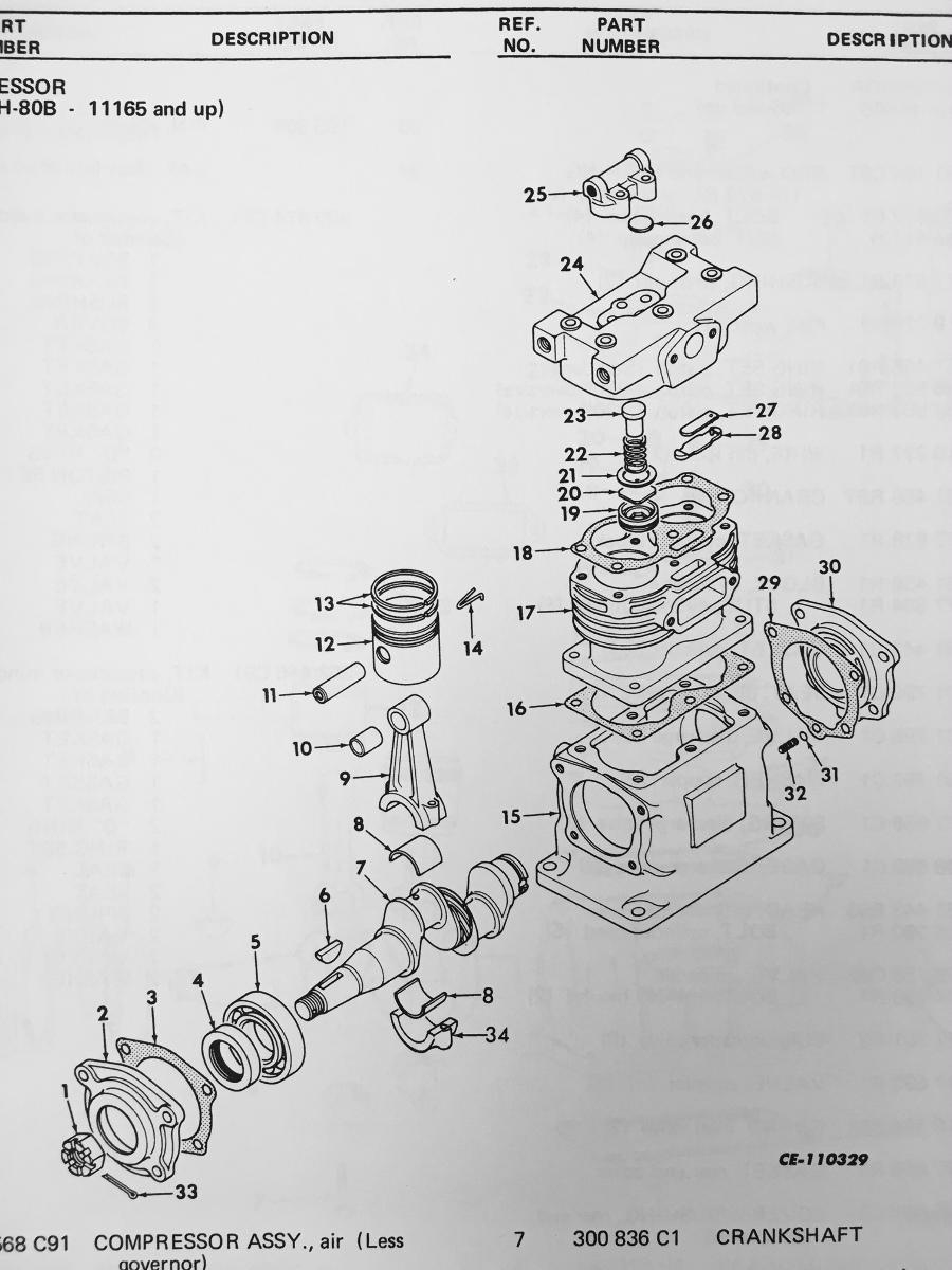 Dt466 international service Manual