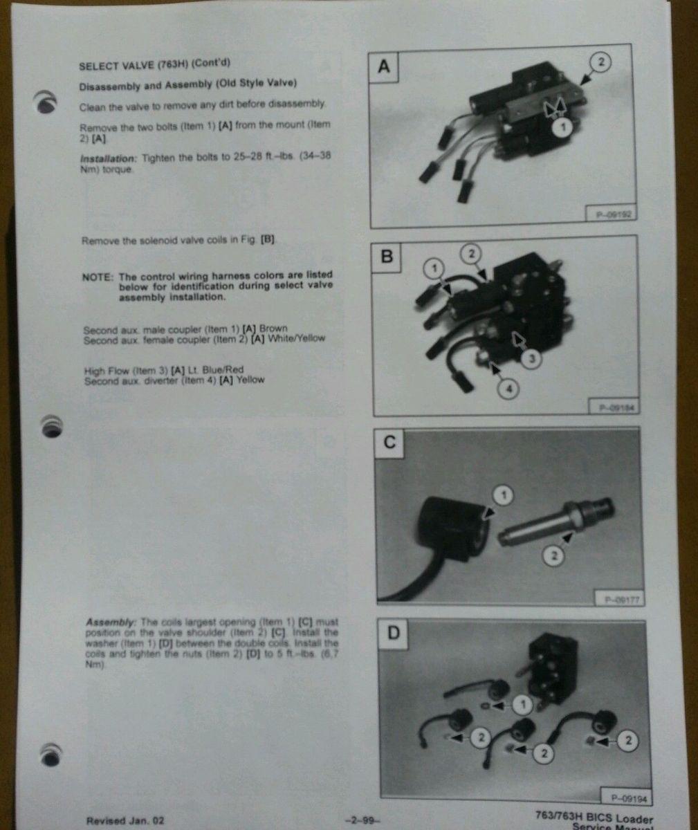 Bobcat 763 manual megaupload