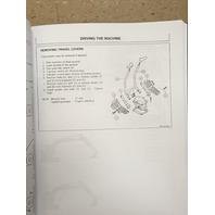 HITACHI EX120-2 EXCAVATOR OPERATOR OPERATION MAINTENANCE MANUAL EM12N-1-1