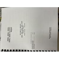 John Deere 450G 455G 550G 555G 650G Crawler Repair Technical Manual JD TM1404